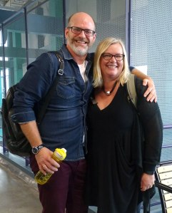 Second presenter: Sean Patrick and Sheila!